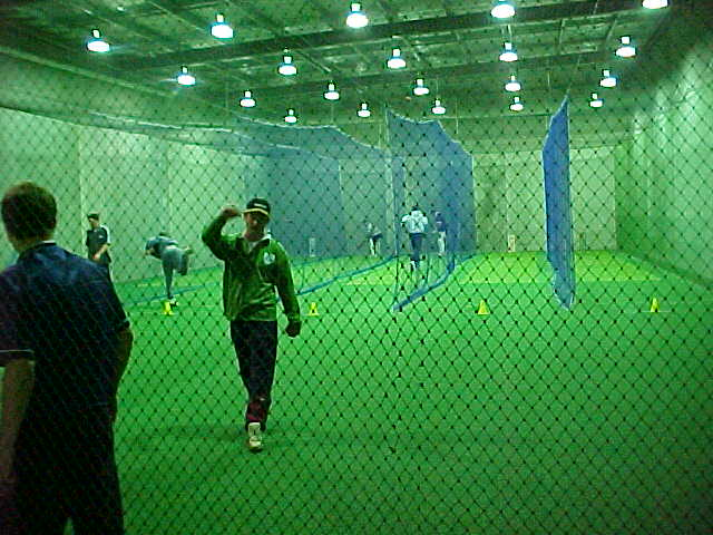 Training Nets